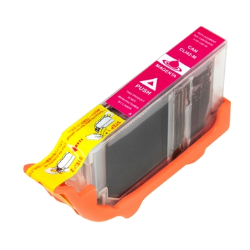 Logic-Seek  Tintenpatrone kompatibel zu Canon CLI-42M 6386B001 XL Magenta