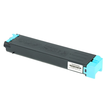 Logic-Seek  Toner kompatibel zu Sharp MX-C 310 MXC-38GTC HC Cyan