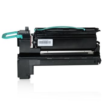 Logic-Seek  Toner kompatibel zu Lexmark C792 C792A1KG HC Schwarz