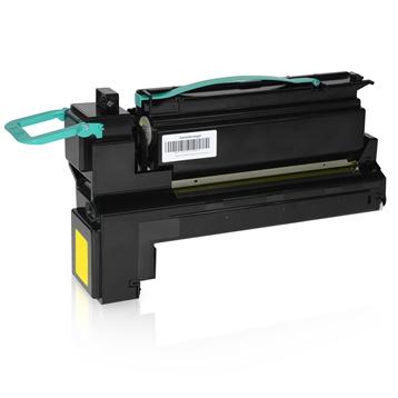 Logic-Seek  Toner kompatibel zu Lexmark C792 C792A1YG HC Yellow