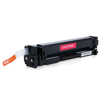 Logic-Seek  Toner kompatibel zu HP 201X CF403X UHC Magenta