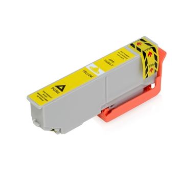 Logic-Seek  Tintenpatrone kompatibel zu Epson Stylus XP530 33XL C13T33644010 XL Yellow