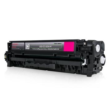 Logic-Seek Green Toner kompatibel zu HP 304A CC533A HC Magenta