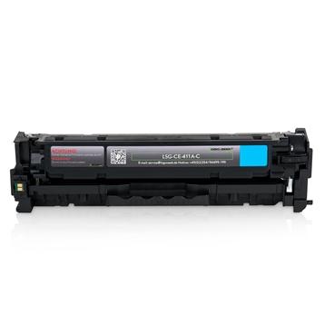 Logic-Seek Green Toner kompatibel zu HP 305A CE411A HC Cyan