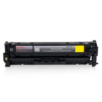 Logic-Seek Green Toner kompatibel zu HP 305A CE412A HC Yellow