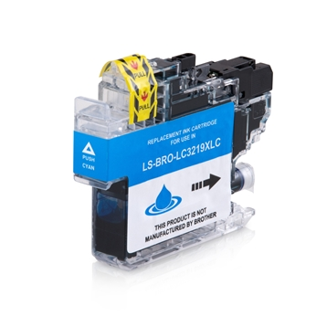 Logic-Seek 10 Tintenpatronen kompatibel zu Brother LC-3219XL XL