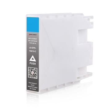 Logic-Seek 4 Tintenpatronen kompatibel zu Epson T9071-T9074