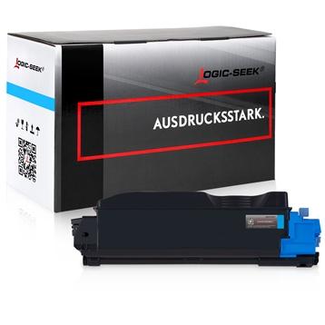 Logic-Seek  Toner kompatibel zu Kyocera TK-5280C 1T02TWCNL0 HC Cyan