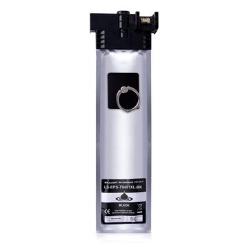 Logic-Seek  Tintenpatrone kompatibel zu Epson T9451 C13T945140 Schwarz
