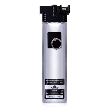 Logic-Seek 5 Tintenpatronen kompatibel zu Epson T9451XL-T9454XL