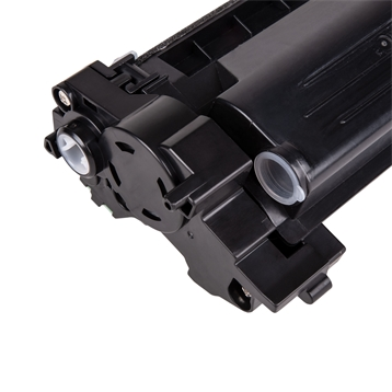 Logic-Seek 2 Toner kompatibel zu Brother TN-2420 HC Schwarz