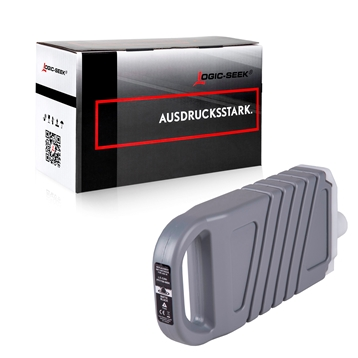 Logic-Seek  Tintenpatrone kompatibel zu Canon PFI-1700MBK 0774C001 XL Matt Schwarz