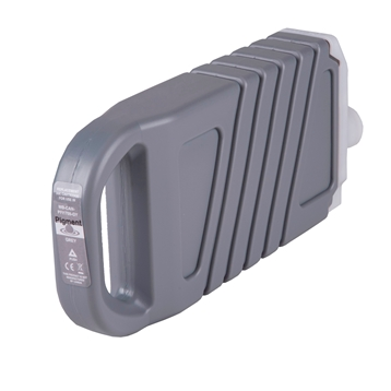 Logic-Seek  Tintenpatrone kompatibel zu Canon PFI-1700GY 0781C001 XL Grau
