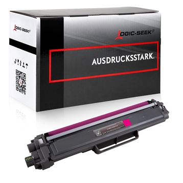 Logic-Seek  Toner kompatibel zu Brother TN-247M HC Magenta