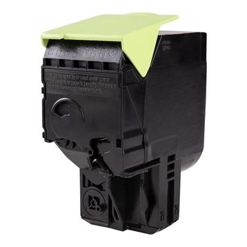 Logic-Seek  Toner kompatibel zu Lexmark CS417 71B0H40 HC Yellow