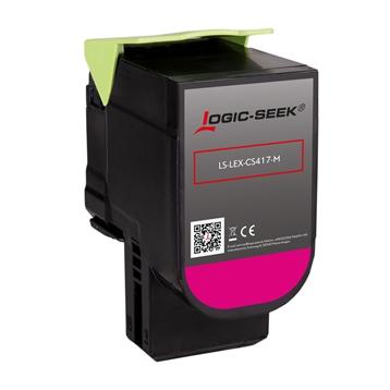 Logic-Seek 5 Toner für Lexmark CS417 2xbk 1xcmy