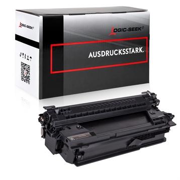 Logic-Seek  Toner kompatibel zu HP 656X CF460X UHC Schwarz
