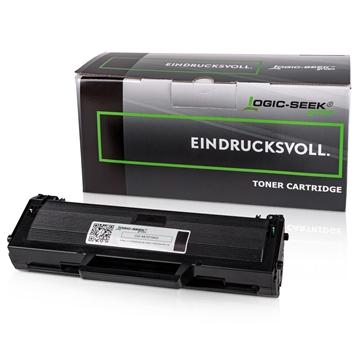Logic-Seek Green Toner kompatibel zu Samsung ML-1660 1042S MLT-D1042S/ELS HC Schwarz