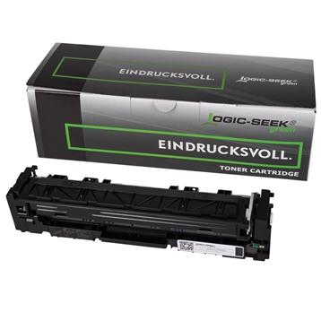 Logic-Seek Green Toner kompatibel zu HP 201A CF400A HC Schwarz