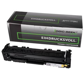Logic-Seek Green Toner kompatibel zu HP 201A CF402A HC Yellow