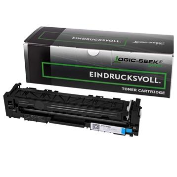 Logic-Seek Green Toner kompatibel zu HP 203X CF541X UHC Cyan