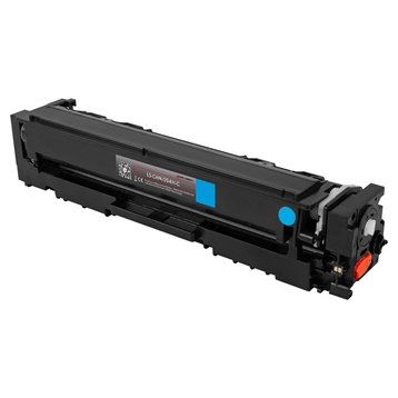 Logic-Seek  Toner kompatibel zu Canon Cartridge 054H 3027C002 UHC Cyan
