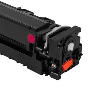 Logic-Seek  Toner kompatibel zu Canon Cartridge 054H 3026C002 UHC Magenta