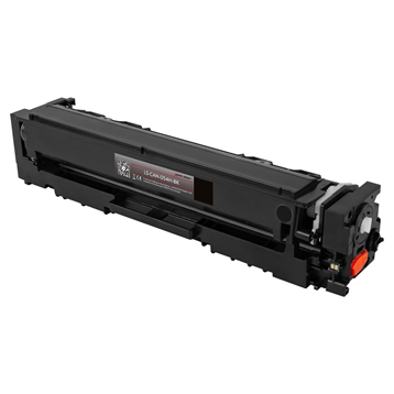 Logic-Seek 4 Toner kompatibel zu Canon 054H Cartridge UHC