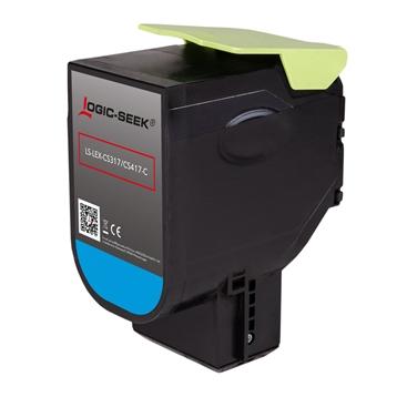 Logic-Seek 4 Toner kompatibel zu Lexmark CS317 HC