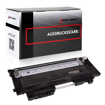 Logic-Seek  Toner kompatibel zu HP 117A W2070A HC Schwarz