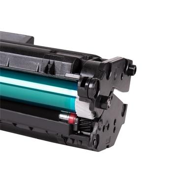 Logic-Seek 2 Toner kompatibel zu HP 106A W1106A HC Schwarz