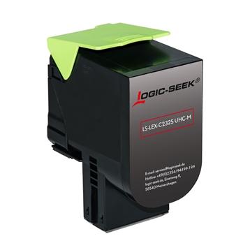Logic-Seek 4 Toner kompatibel zu Lexmark C2325 UHC