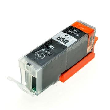Logic-Seek 5 Tintenpatronen kompatibel zu Canon PGI-550 CLI-551 XL