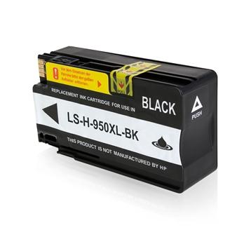 Logic-Seek 4 Tintenpatronen kompatibel zu HP 950 951 XL