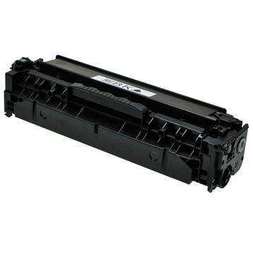 Logic-Seek 2 Toner kompatibel zu HP 312X CF380X HC Schwarz