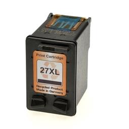 Logic-Seek  Tintenpatrone kompatibel zu HP 27 C8727AE XL Schwarz