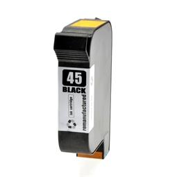 Logic-Seek  Tintenpatrone kompatibel zu HP 45 51645AE XL Schwarz