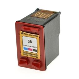 Logic-Seek  Tintenpatrone kompatibel zu HP 58 C6658AE XL Photo