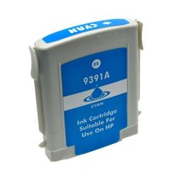 Logic-Seek  Tintenpatrone kompatibel zu HP 88XL C9391AE XL Cyan
