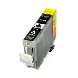 Logic-Seek  Tintenpatrone kompatibel zu Canon CLI-8BK 0620B001 XL Schwarz