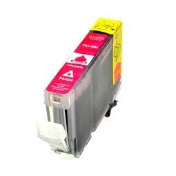 Logic-Seek  Tintenpatrone kompatibel zu Canon CLI-8M 0622B001 XL Magenta