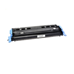 Logic-Seek  Toner kompatibel zu HP 1600 124A Q6000A HC Schwarz