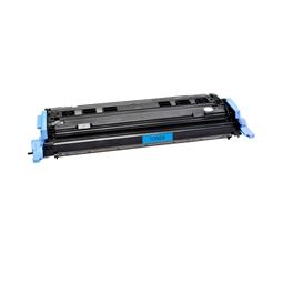 Logic-Seek  Toner kompatibel zu HP 1600 124A Q6001A HC Cyan
