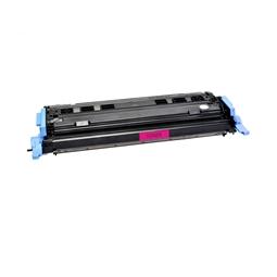 Logic-Seek  Toner kompatibel zu HP 1600 124A Q6003A HC Magenta