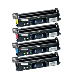 Logic-Seek 4 Toner kompatibel zu HP 1500 / 2500 HC