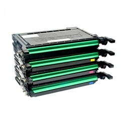 Logic-Seek 4 Toner kompatibel zu Samsung CLP-600 HC