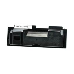 Logic-Seek  Toner kompatibel zu Kyocera TK-120 1T02G60DE0 HC Schwarz