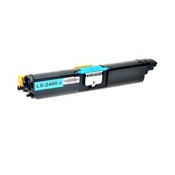 Logic-Seek  Toner kompatibel zu Konica Minolta 2400 2500 171-0589-007 A00W332 HC Cyan