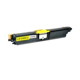 Logic-Seek  Toner kompatibel zu Konica Minolta 2400 2500 171-0589-005 A00W132 HC Yellow