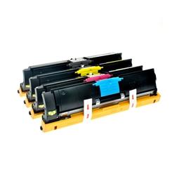 Logic-Seek 4 Toner kompatibel zu Konica Minolta 2400 2500 HC
